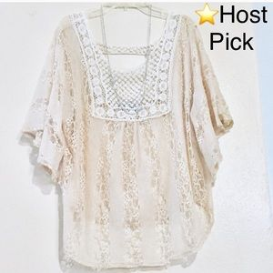 Tops - 🎉HP🎉⭐️Lace top